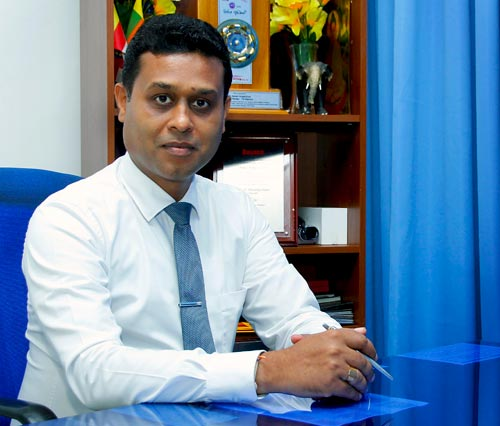 THE MANAGER OF CIB SHOPPING CENTRE – NEGOMBO